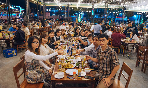 Môi trường làm việc tại LeadPlus Vietnam