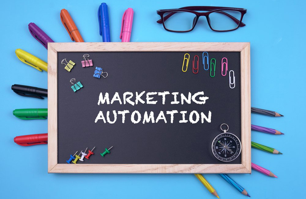 Vận hành Marketing Automation