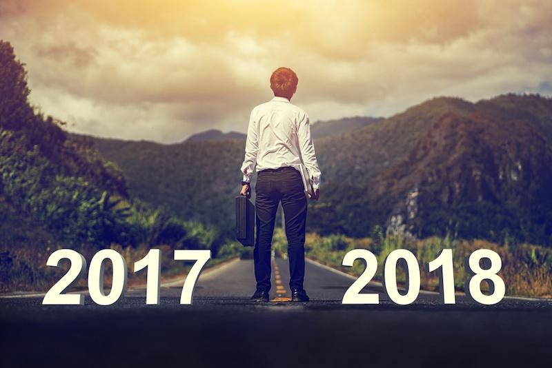 Web関連の10大ニュース 2017年を振り返る