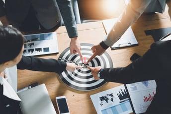 コンテンツマーケティングを成功させる、5つの目標設定